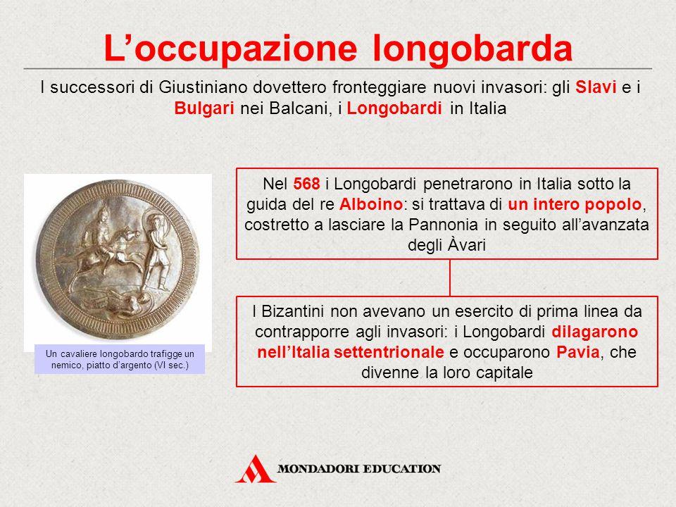 L'occupazione longobarda