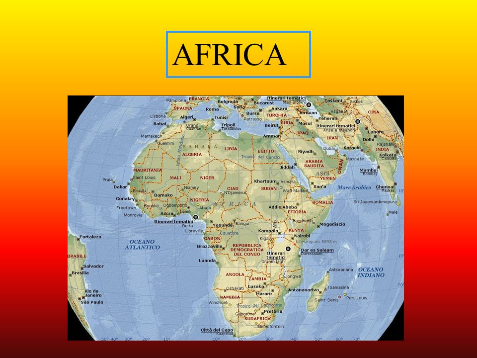 Africa Ppt Video Online Scaricare