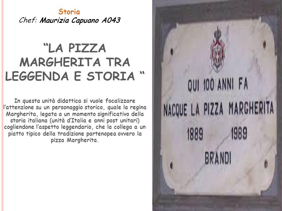 LA PIZZA MARGHERITA TRA LEGGENDA E STORIA