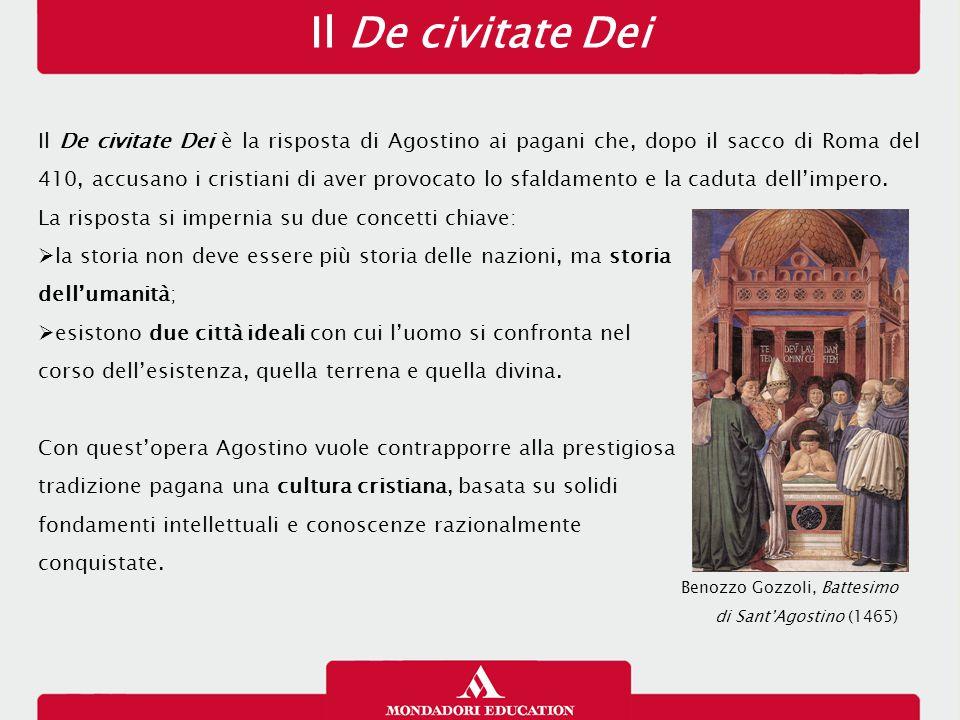 Il De civitate Dei 26/01/13.