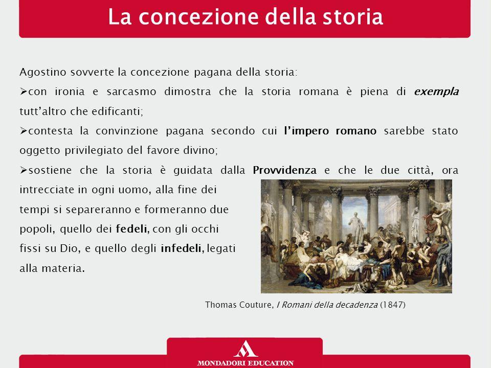 La concezione della storia