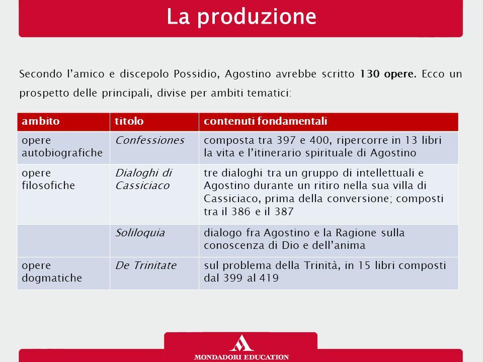 La produzione 26/01/13.