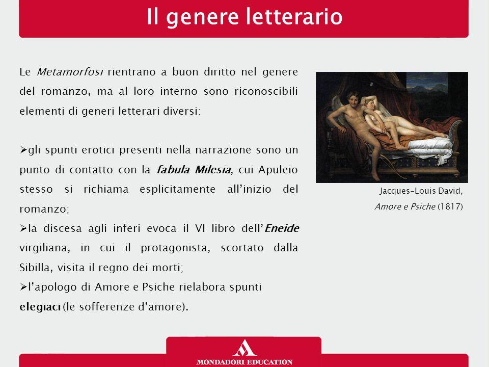 Il genere letterario 23/01/13.