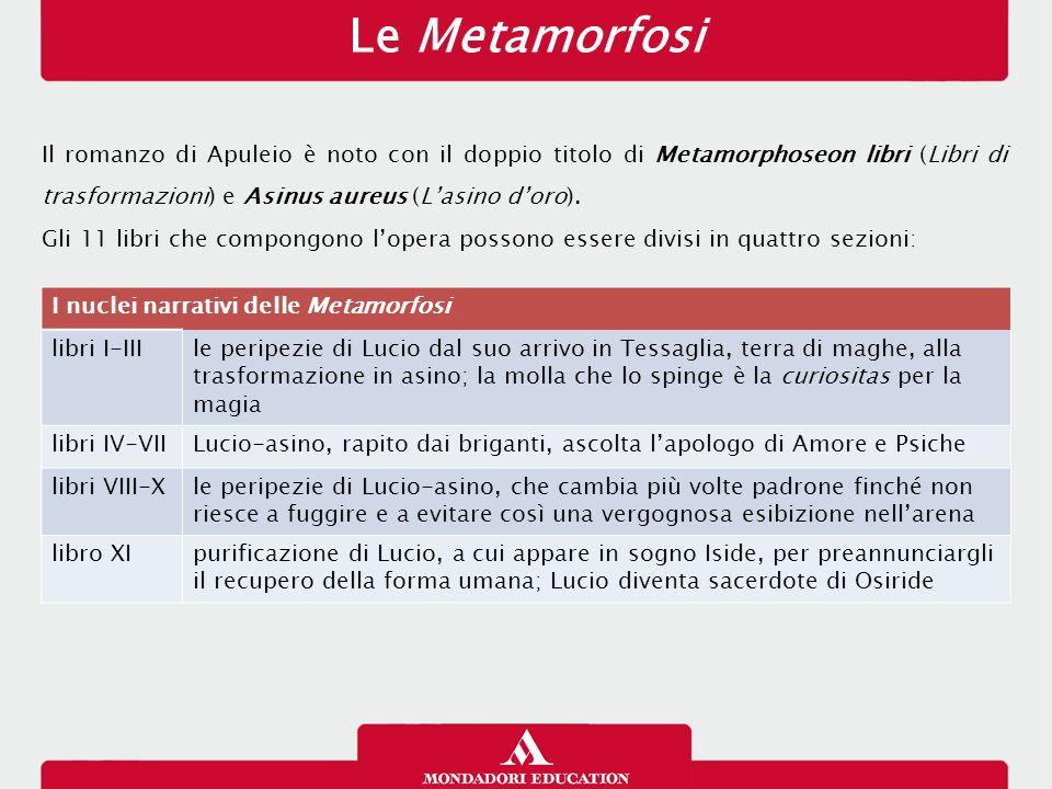 Le Metamorfosi 23/01/13.