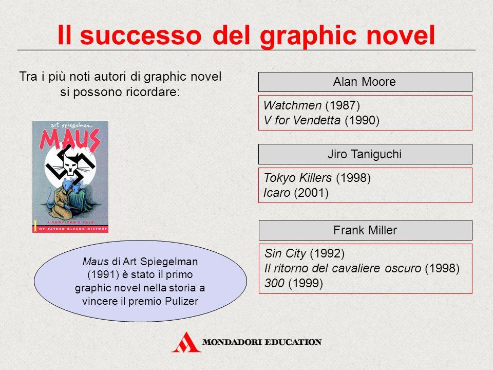 Il successo del graphic novel
