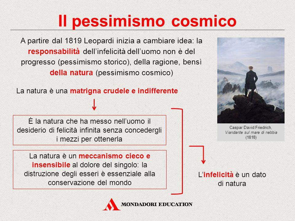 Il pessimismo cosmico