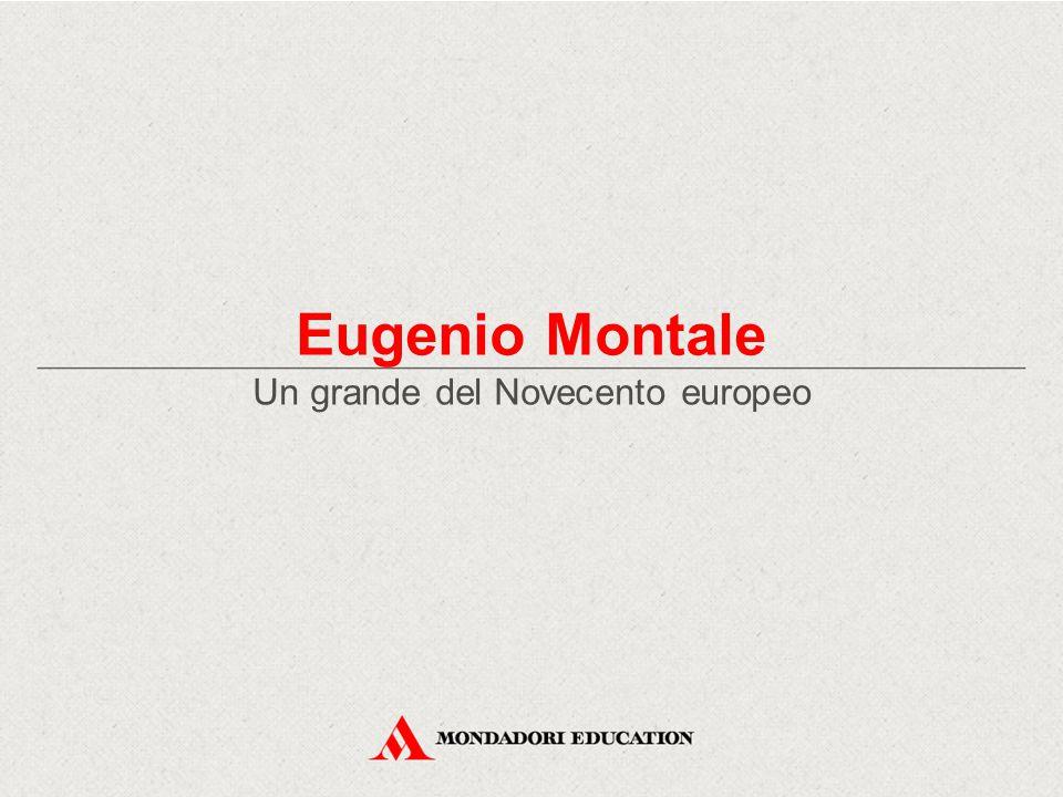 Un grande del Novecento europeo
