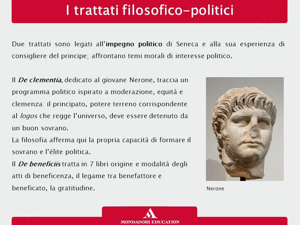 I trattati filosofico-politici