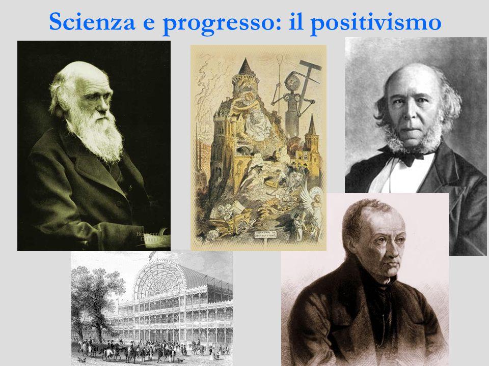 Scienza e progresso: il positivismo