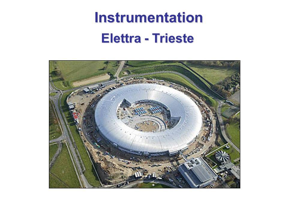 Instrumentation Elettra - Trieste