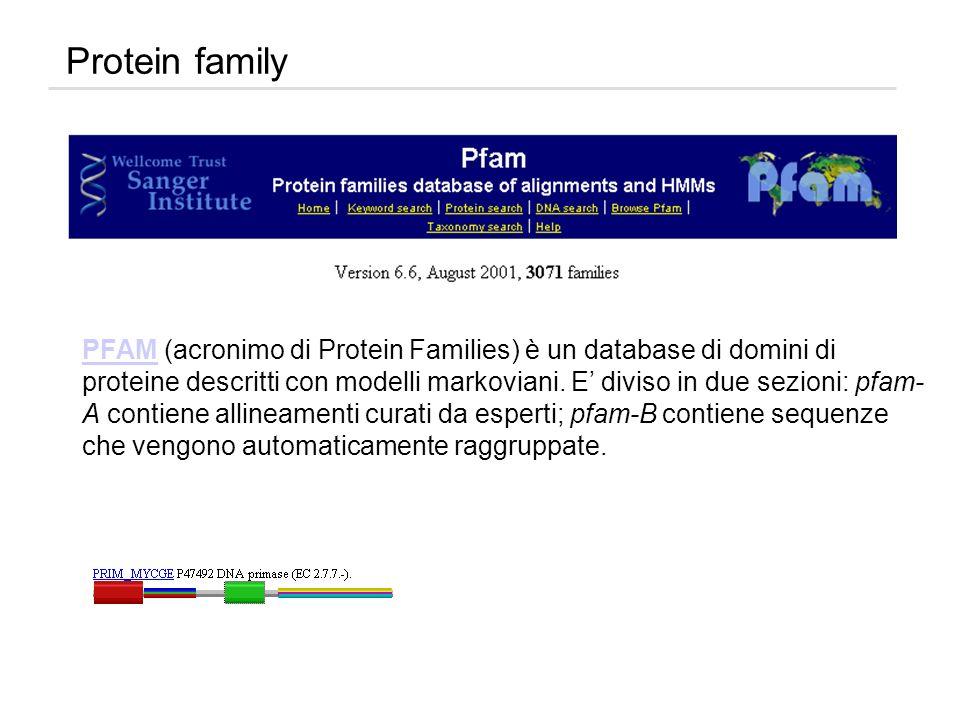 Protein family