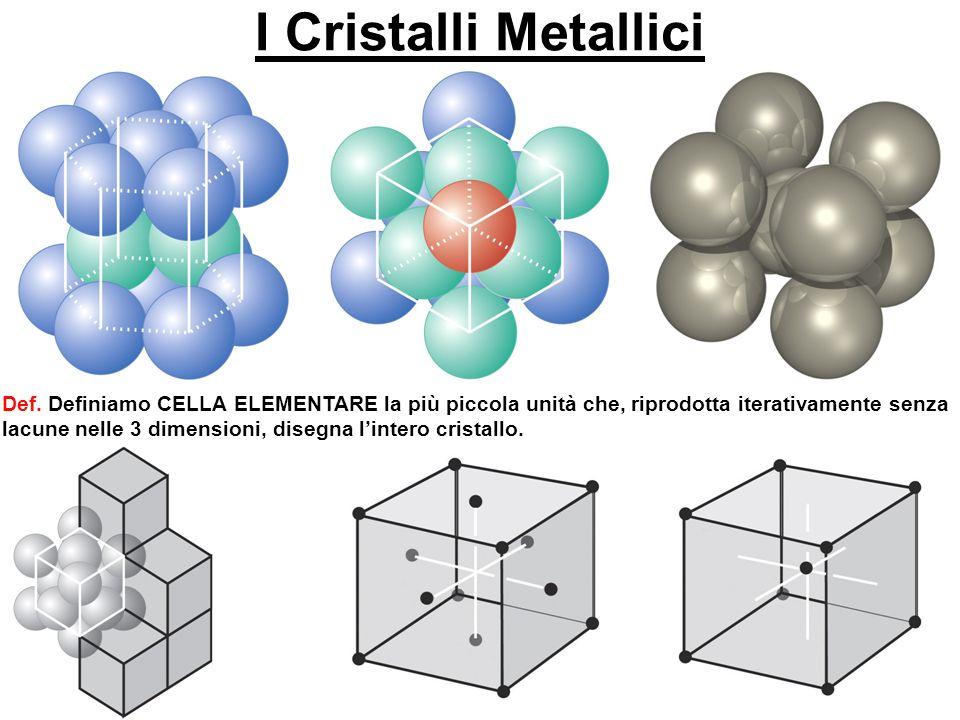 I Cristalli Metallici