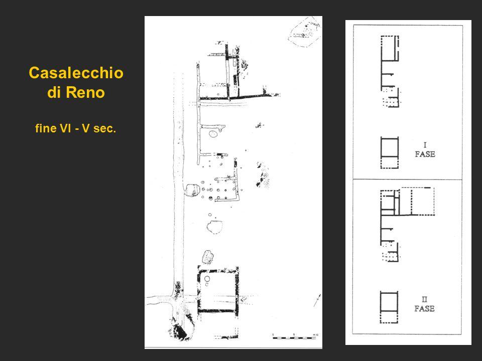 Casalecchio di Reno fine VI - V sec.