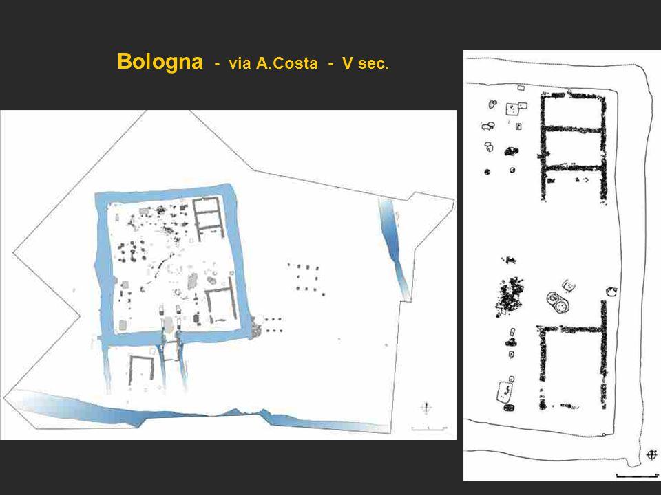 Bologna - via A.Costa - V sec.