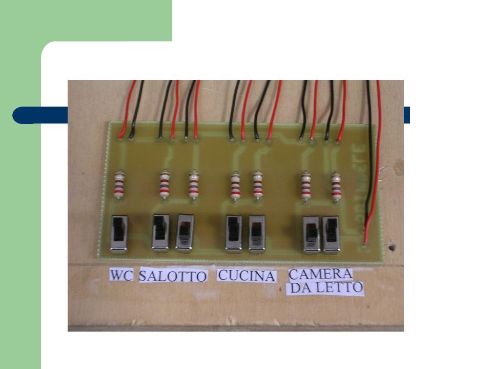 Foto dell'impianto elettrico: