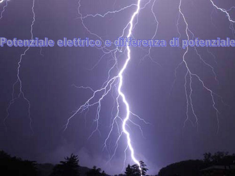 Potenziale elettrico e differenza di potenziale