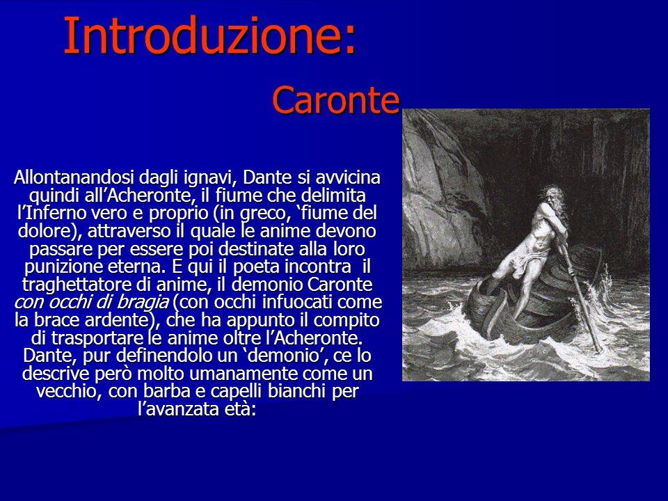 Introduzione: Caronte