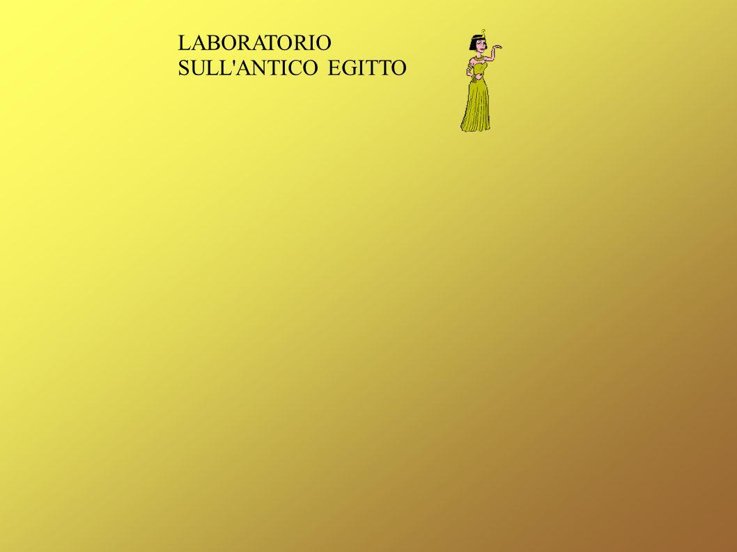 LABORATORIO SULL ANTICO EGITTO