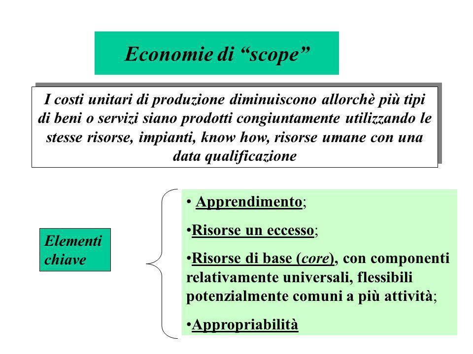 Economie di scope