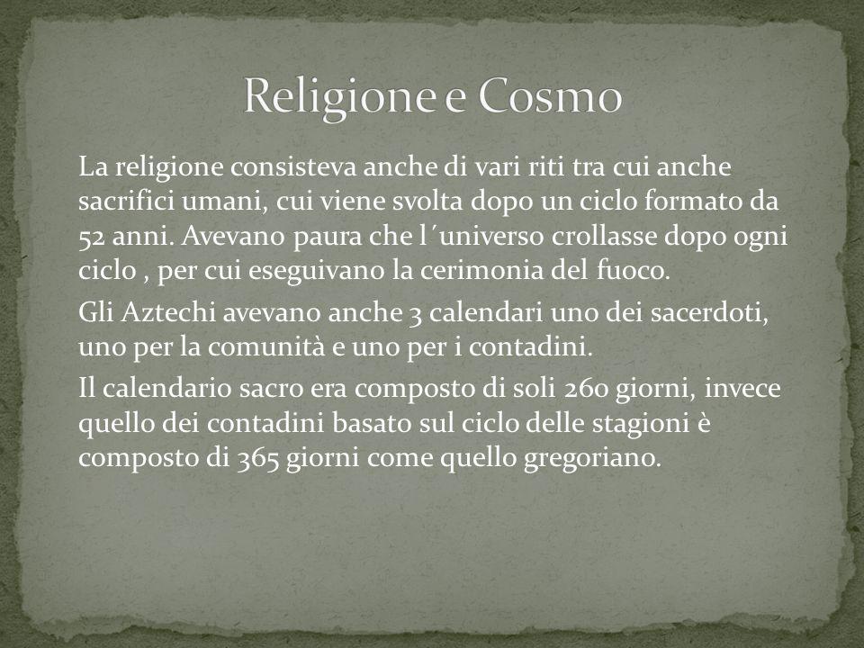 Religione e Cosmo