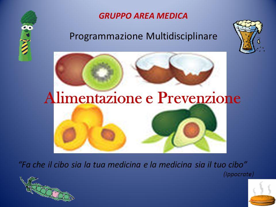 Alimentazione e Prevenzione