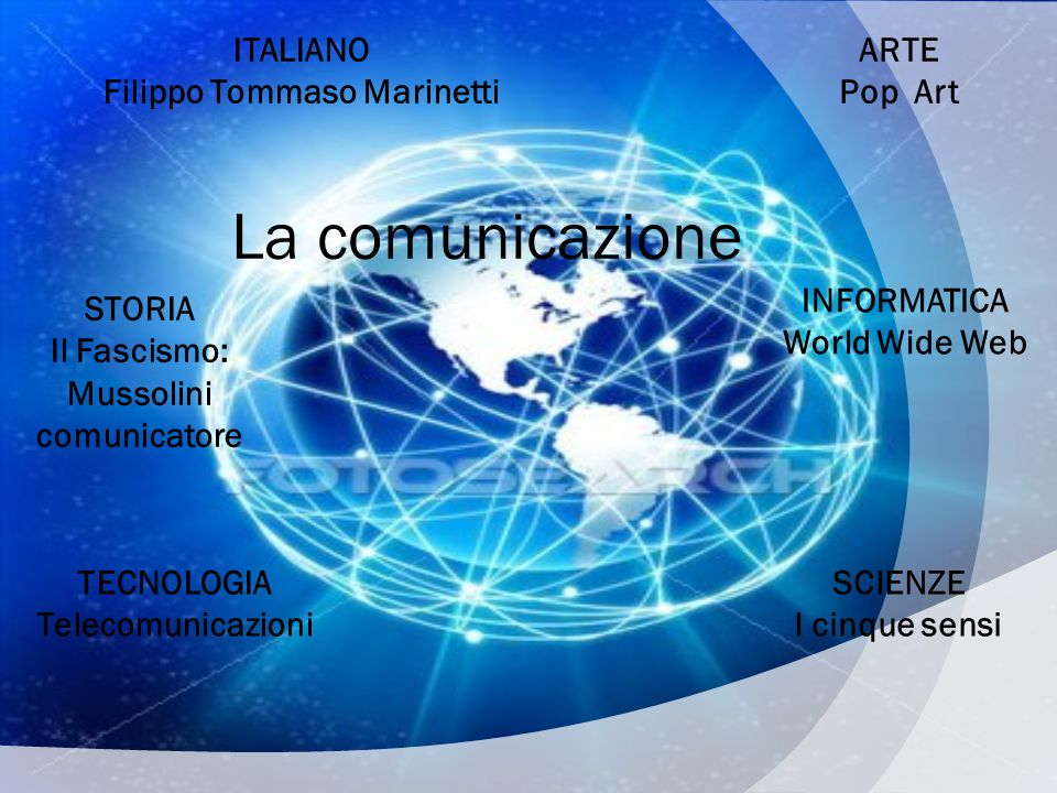 Filippo Tommaso Marinetti Il Fascismo: Mussolini comunicatore
