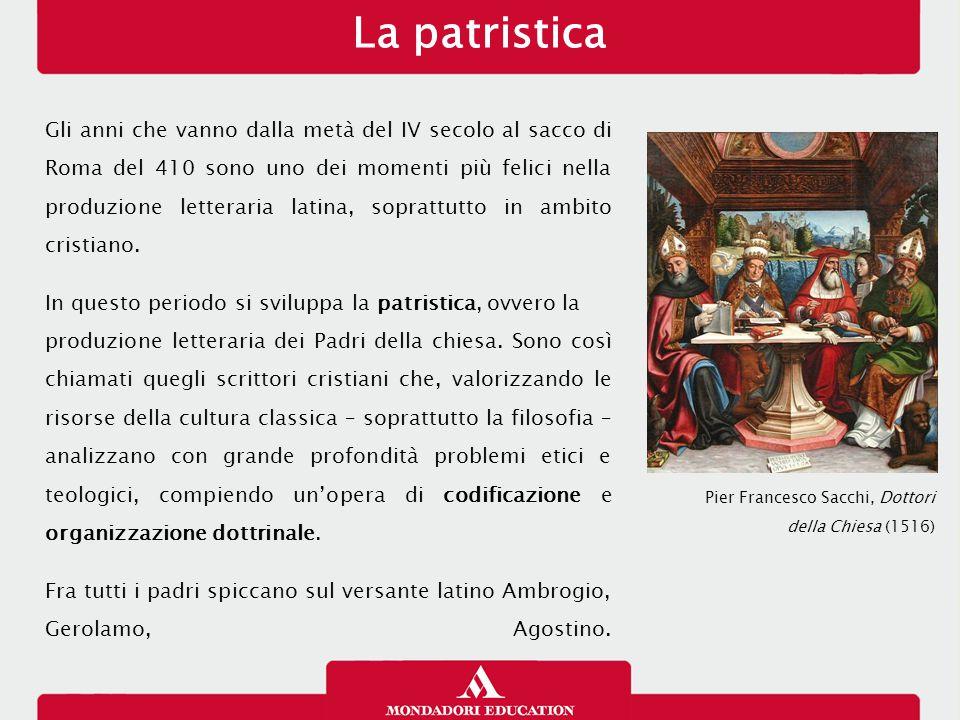 La patristica 26/01/13.