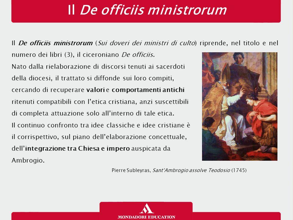 Il De officiis ministrorum