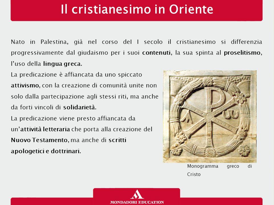 Il cristianesimo in Oriente