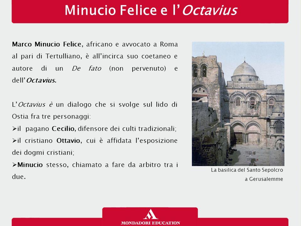 Minucio Felice e l'Octavius