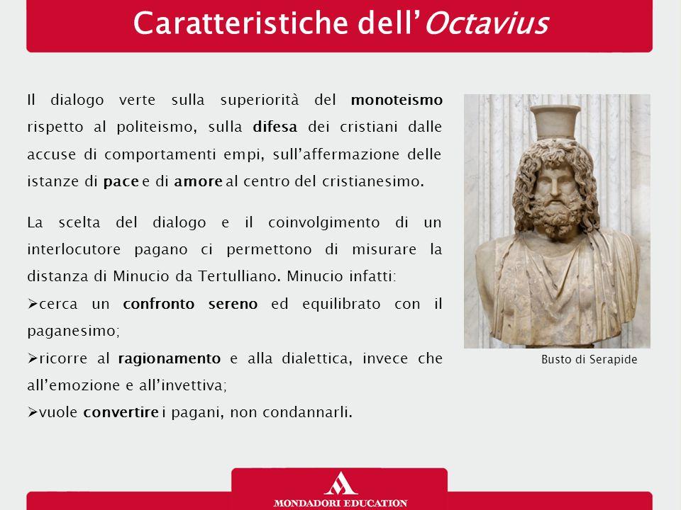 Caratteristiche dell'Octavius