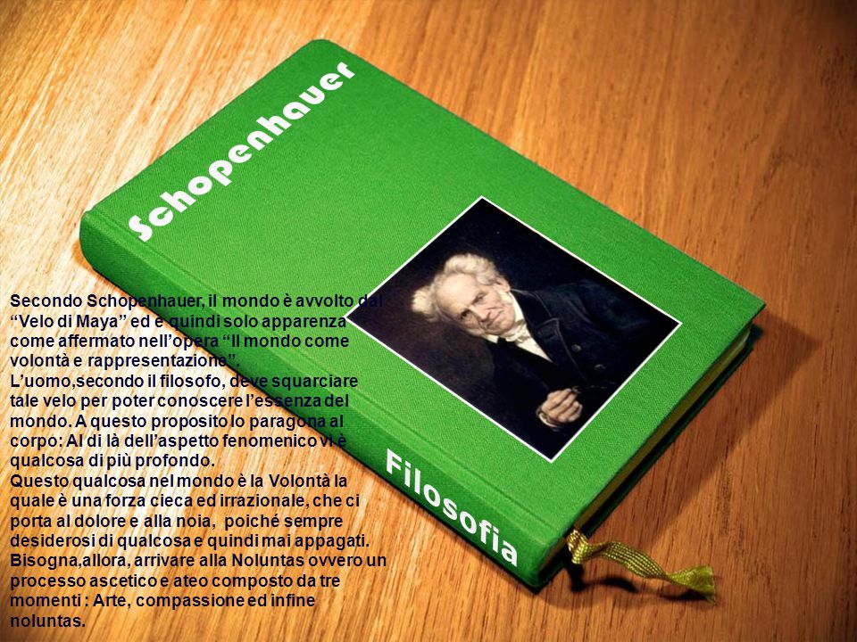 Schopenhauer Filosofia