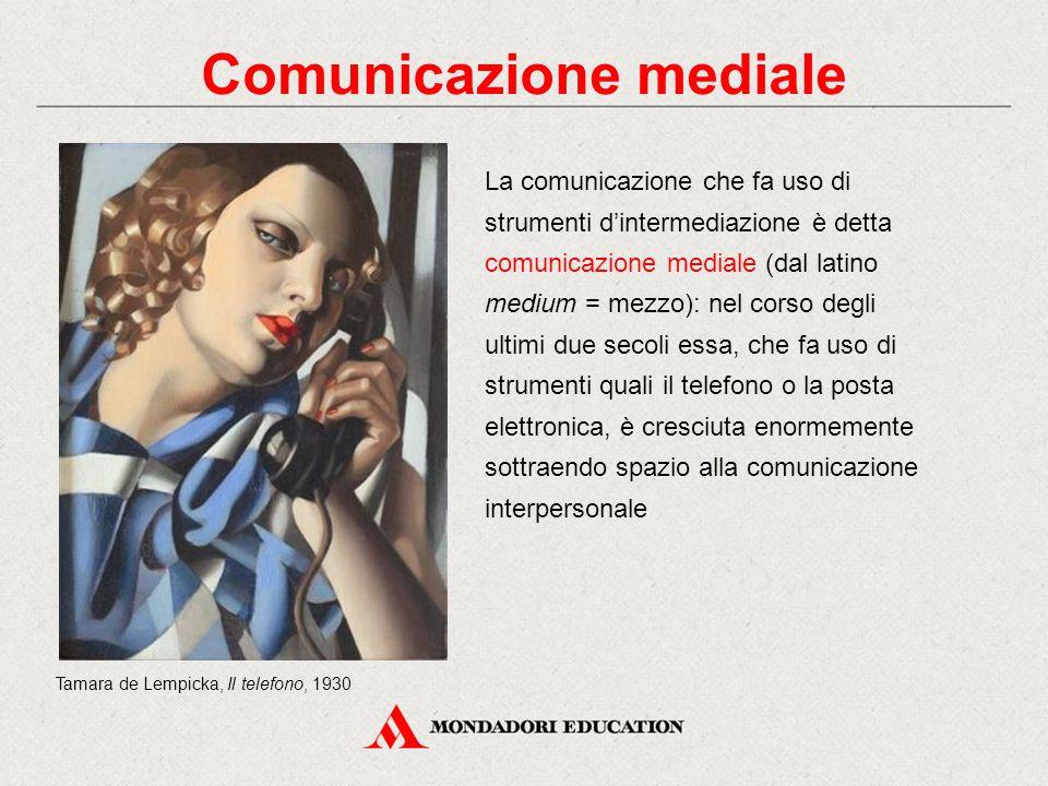 Comunicazione mediale