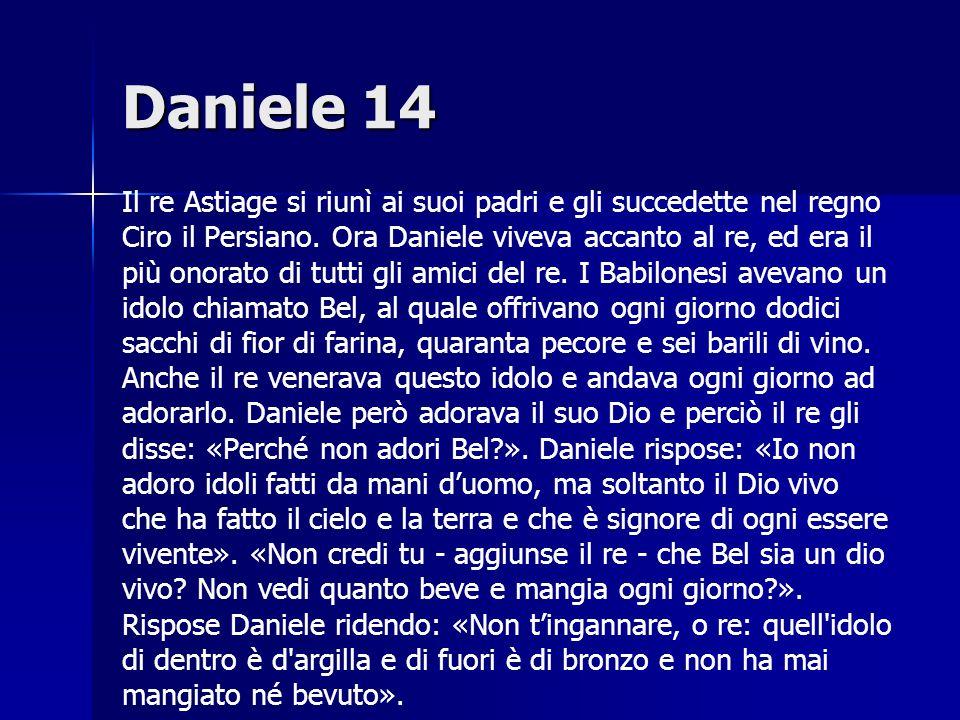 Daniele 14