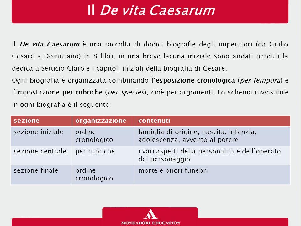 Il De vita Caesarum 21/01/13.