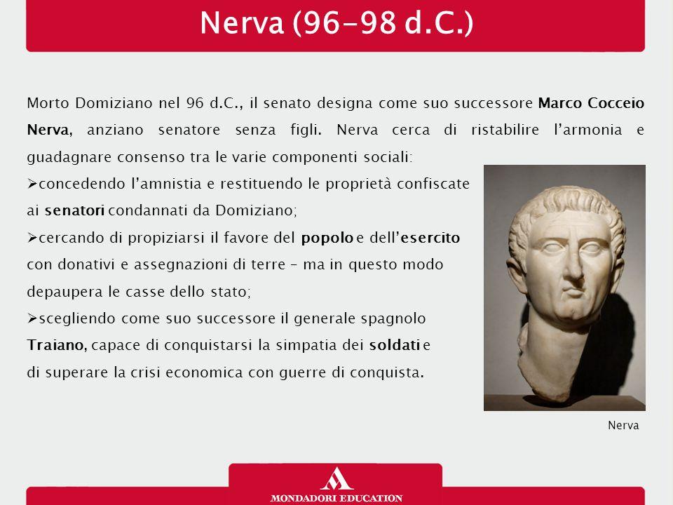 Nerva (96-98 d.C.) 21/01/13.
