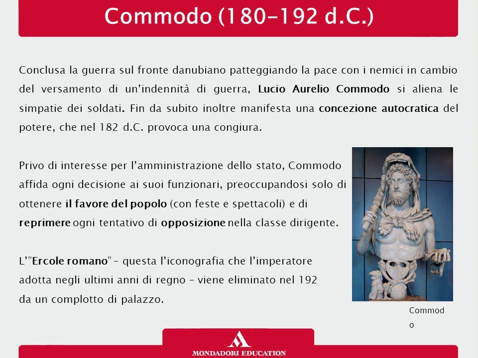 Commodo (180-192 d.C.) 21/01/13.