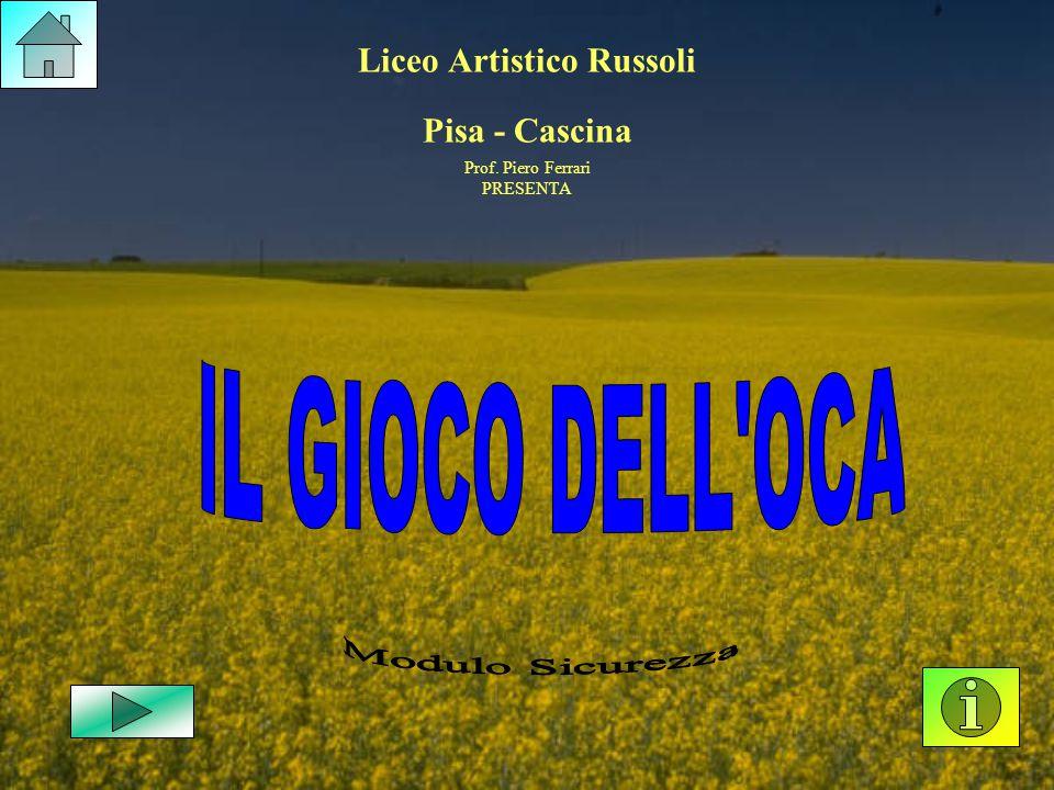 Liceo Artistico Russoli Pisa - Cascina Prof. Piero Ferrari PRESENTA