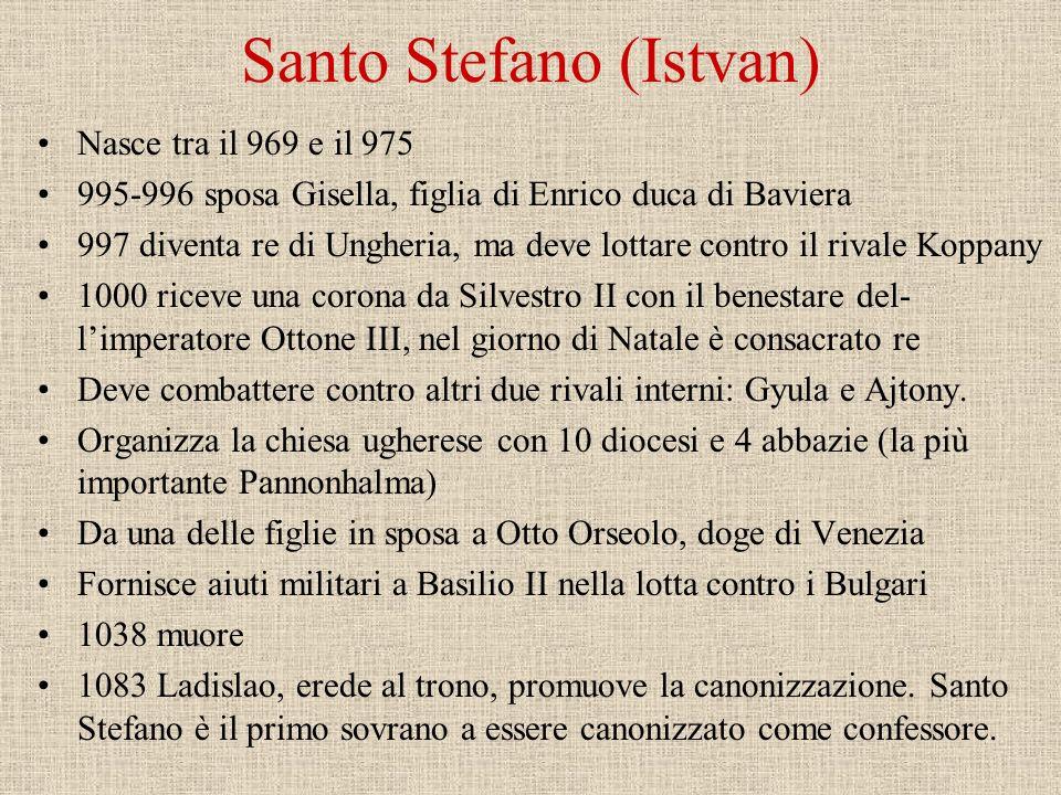 Santo Stefano (Istvan)