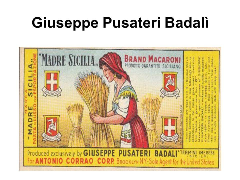 Giuseppe Pusateri Badalì