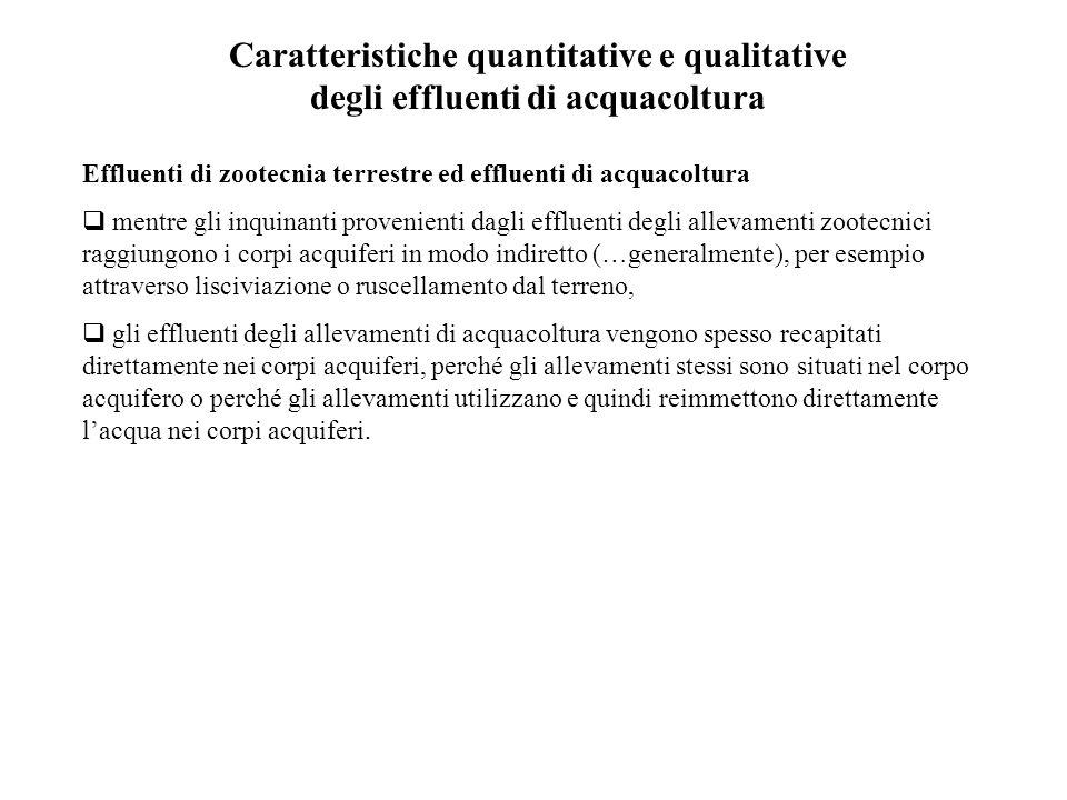 Caratteristiche quantitative e qualitative
