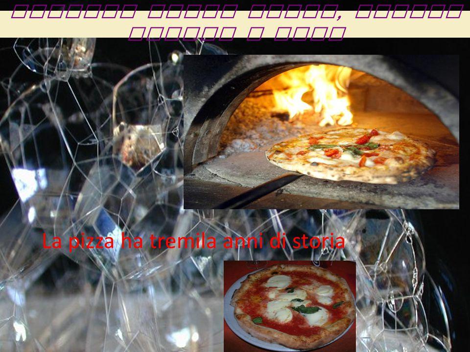 Origini della pizza, Egitto Grecia e Roma