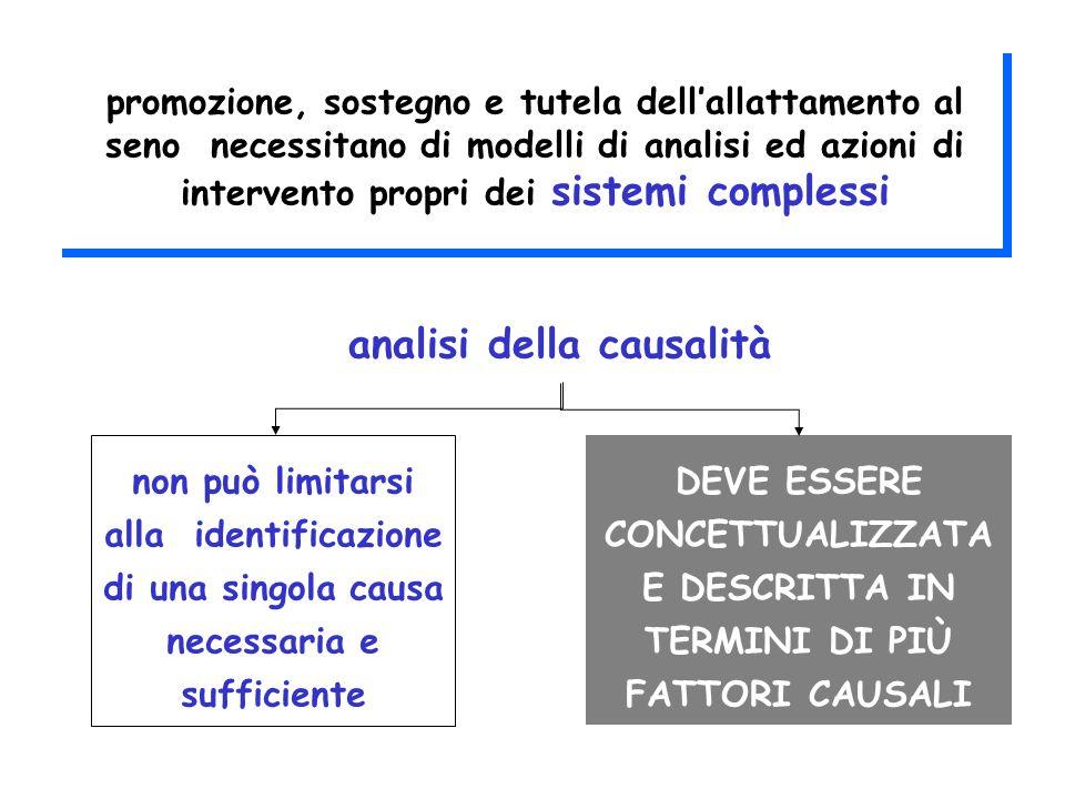 analisi della causalità