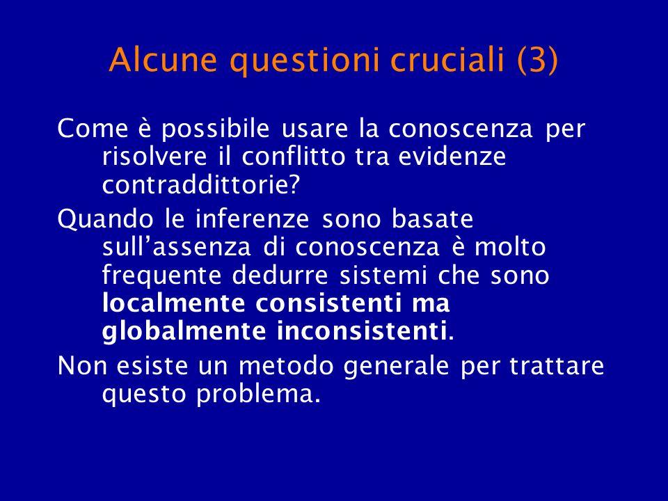 Alcune questioni cruciali (3)