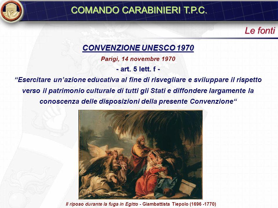 conoscenza delle disposizioni della presente Convenzione