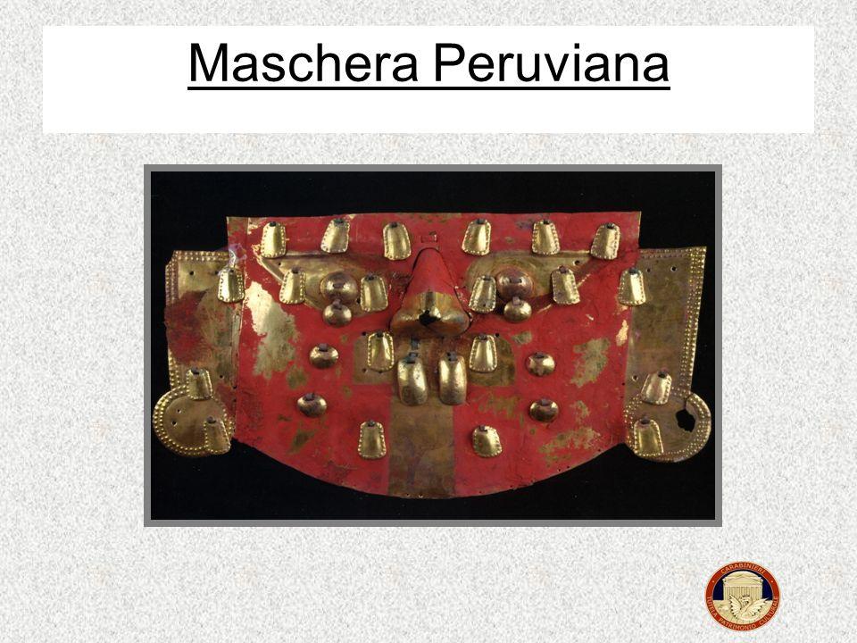 Maschera Peruviana