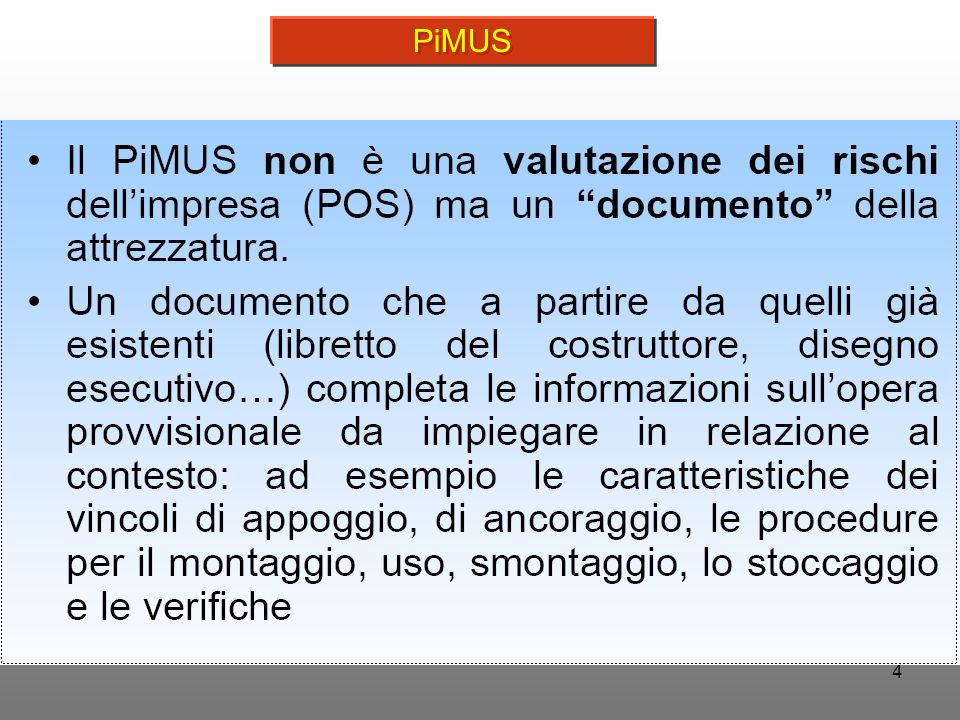 PiMUS