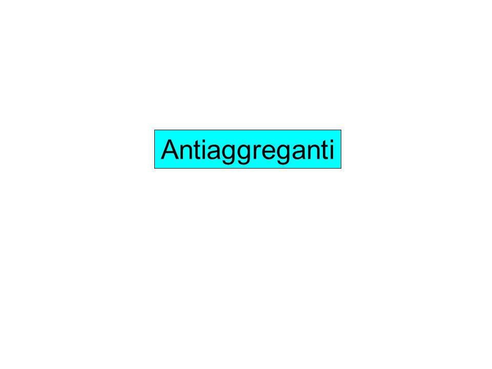 Antiaggreganti