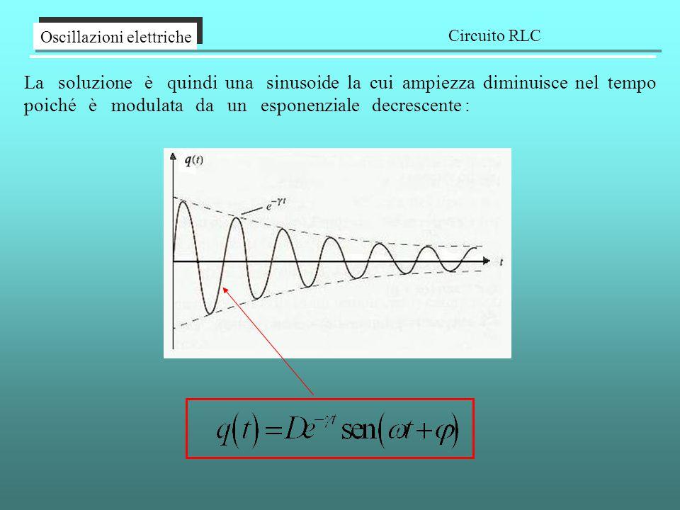 Oscillazioni elettriche