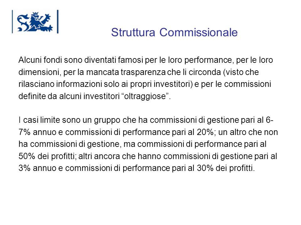 Struttura Commissionale